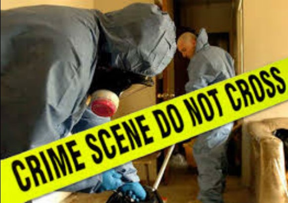 Crime Scene Cleanup Decontamination